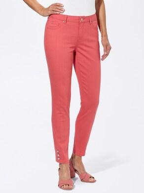 Jeans - grapefruit