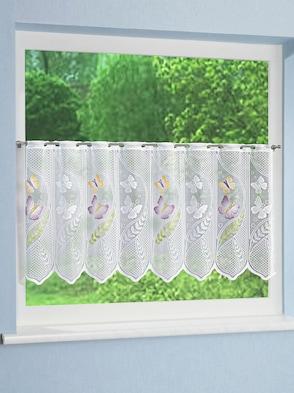 Fensterbehang - bunt