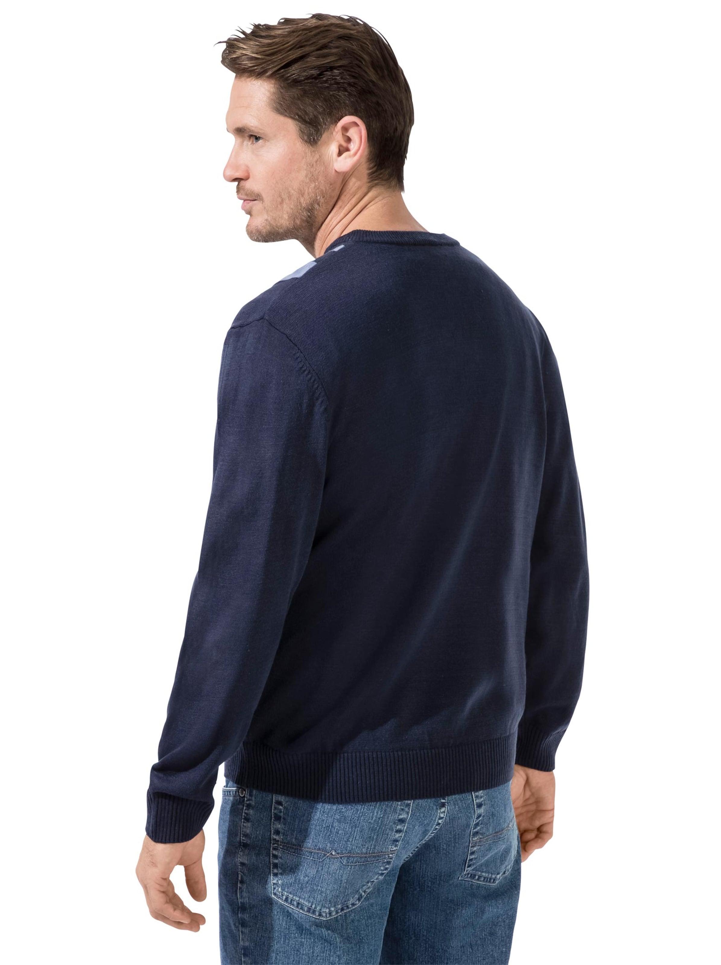 witt weiden - Herren Pullover marine