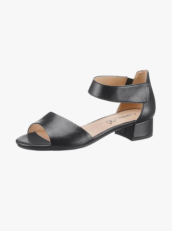 Caprice Sandalette - schwarz