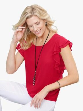 Shirt - rood