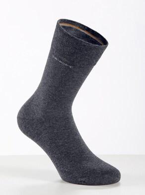 Camano Socken - anthrazit