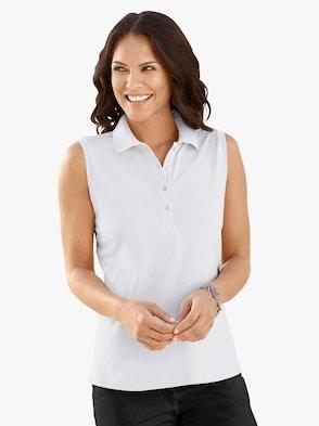 Shirttop - weiß