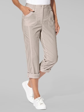 Collection L Broek - taupe