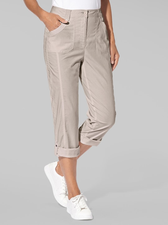 Collection L Hose - taupe