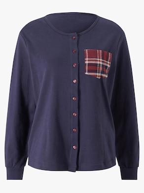 wäschepur Pyjama - nachtblau