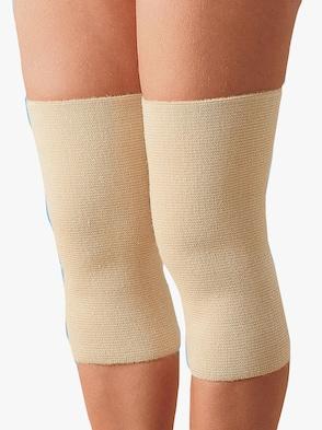 Kniewärmer - beige