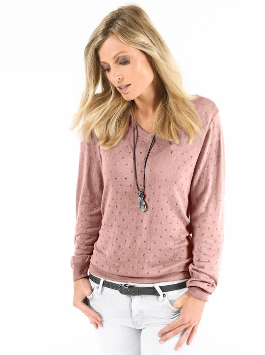 Pullover - rosé