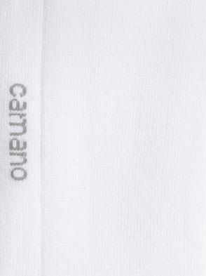 Kurzschaft-Socken - weiß