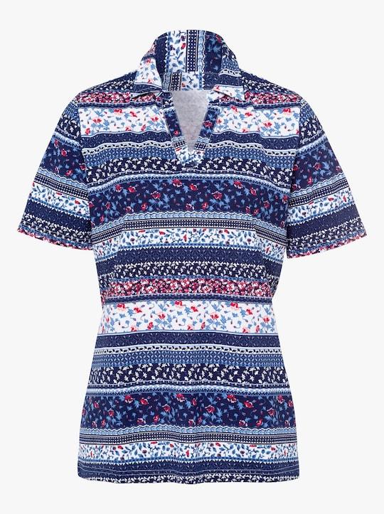 Poloshirt - nachtblau