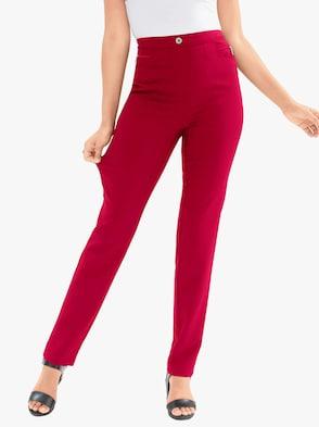 Nohavice - červená