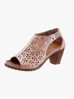 Sandalette - altrosa