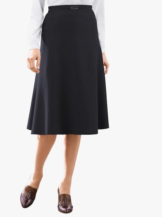 Sukňa - čierna