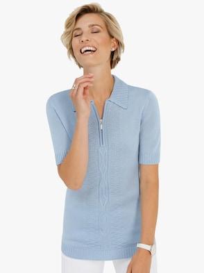 Pullover - lichtblauw