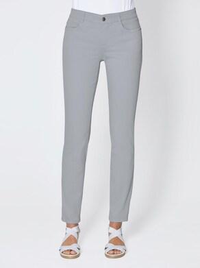 Ascari Edel-Jeans - grau
