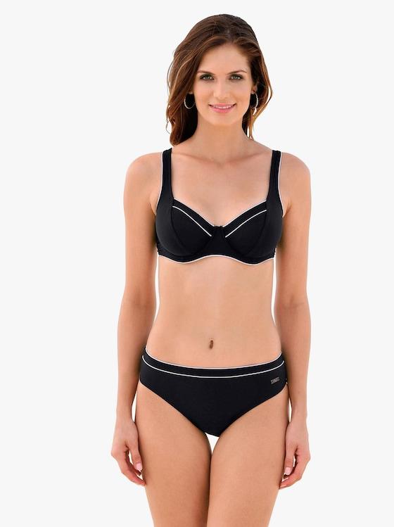 Naturana Bikini - schwarz