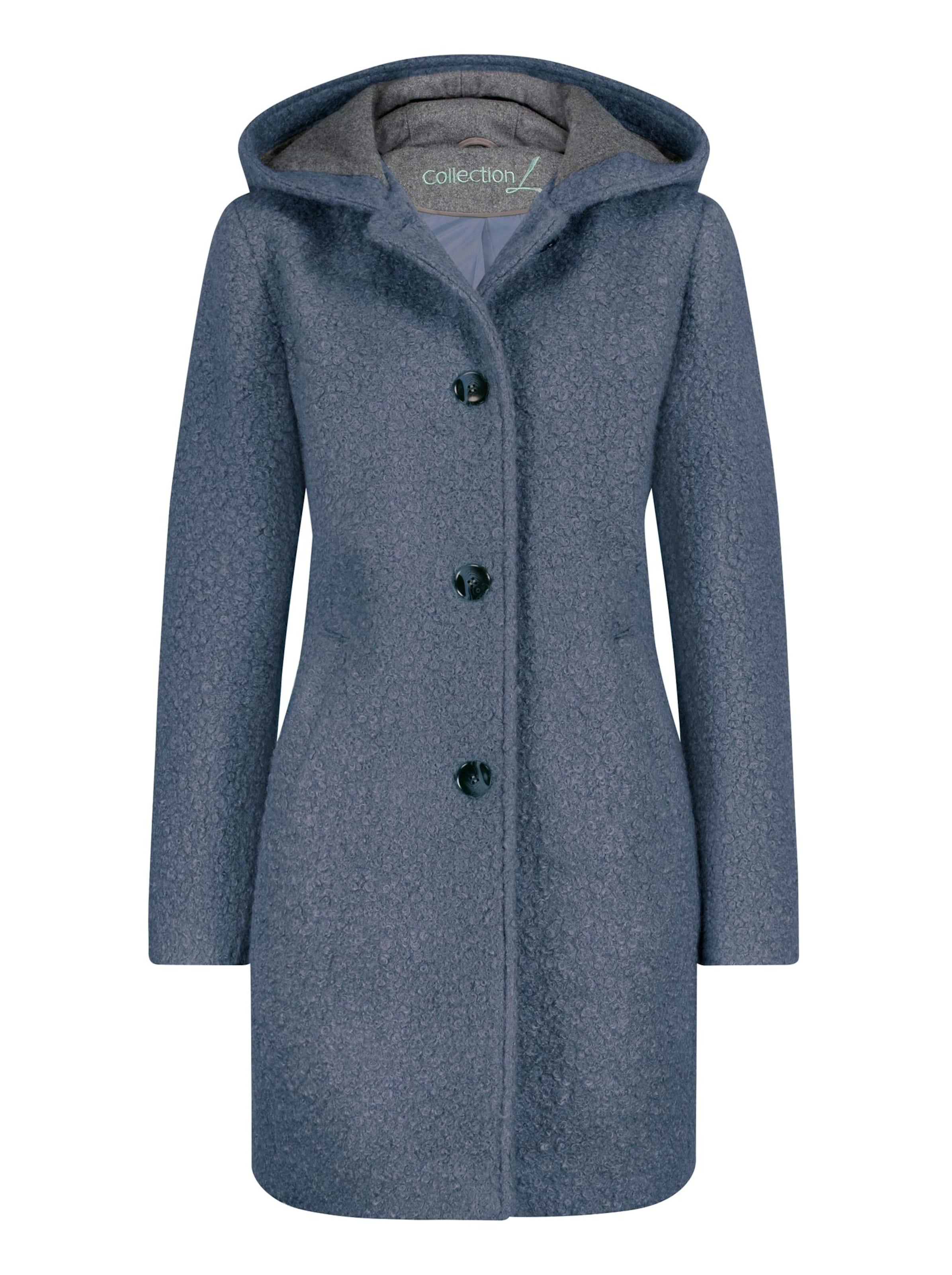 witt weiden -  Damen Jacke rauchblau-grau