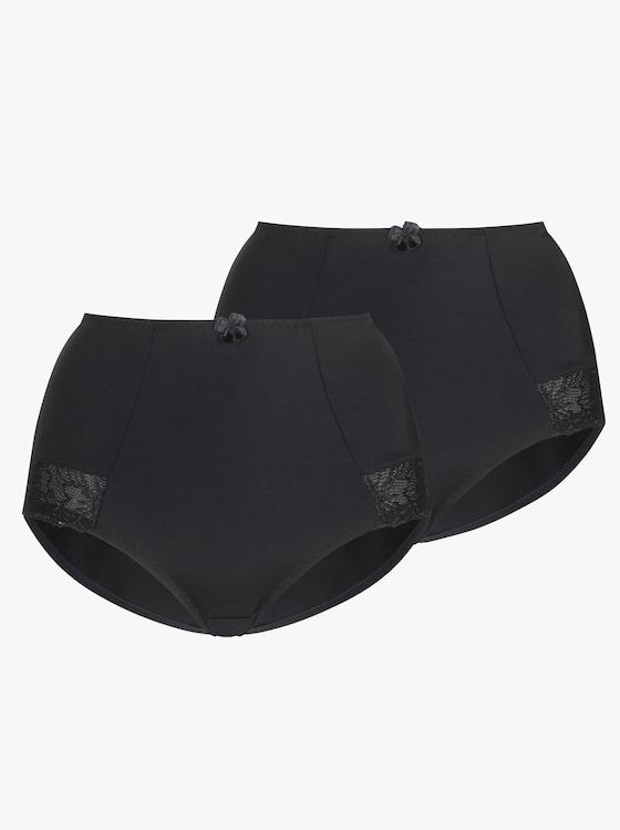 wäschepur Taillenslip - schwarz