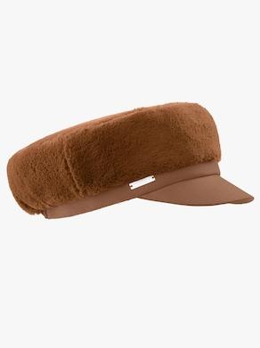 Mütze - braun
