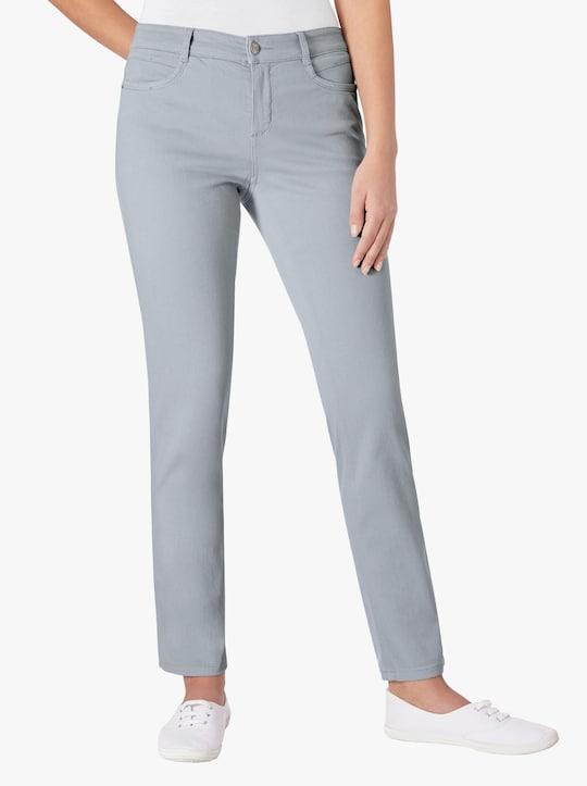 Ascari Premium-Jeans - grau