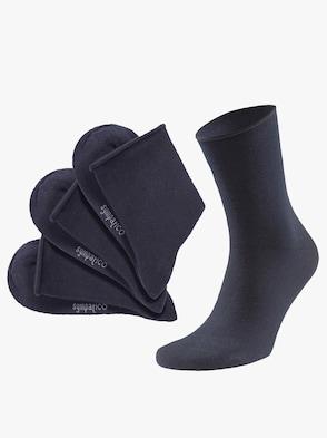 Damen-Socken - marine