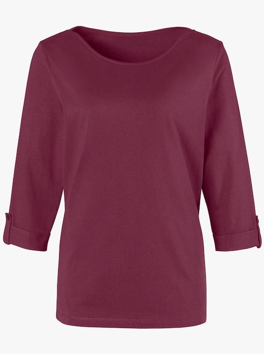 Shirt - braamrood