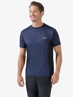 Funktions-Shirt - marine