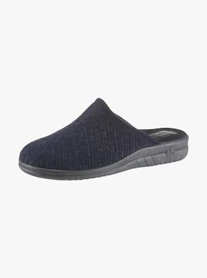 Pantoffel - marine