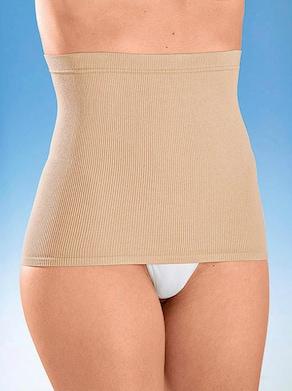 Schlankform-Gürtel - beige
