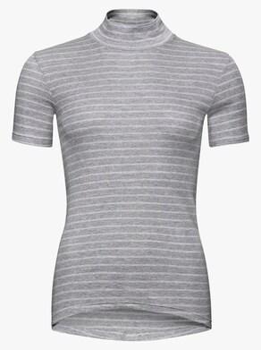 conta Shirt - grau-geringelt