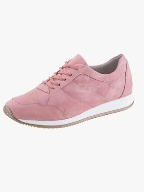 Schnürschuh - rosa