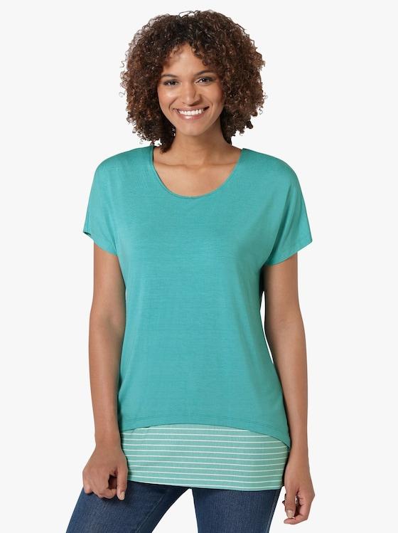 Shirt + Top - mint