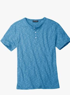 Catamaran Kurzarm-Shirt - blau