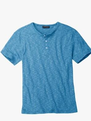 Tričko s krátkým rukávem - modrá