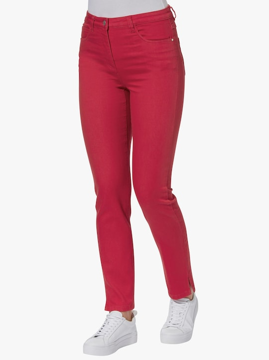 Jeans - rood