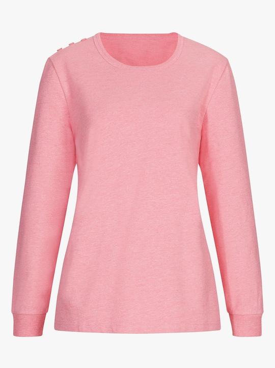 feel good Shirt - rosé-meliert