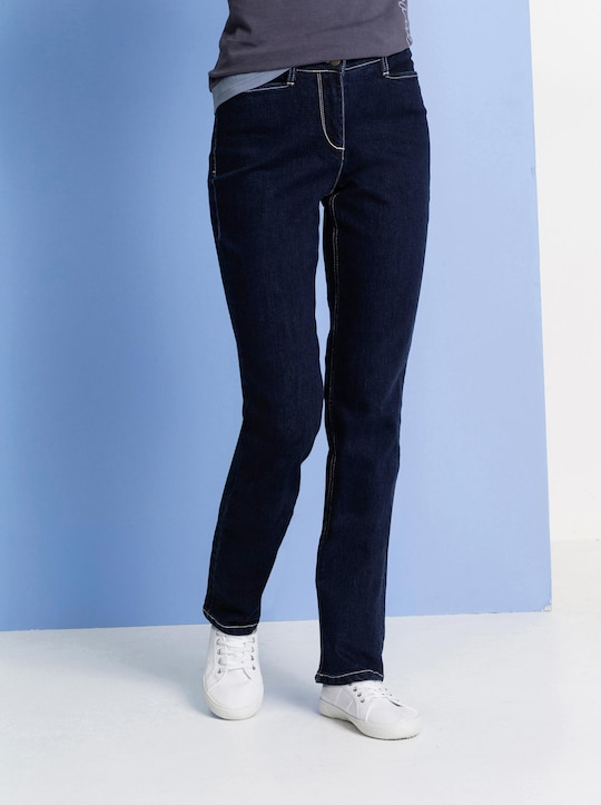 Collection L Jeans - dunkelblau