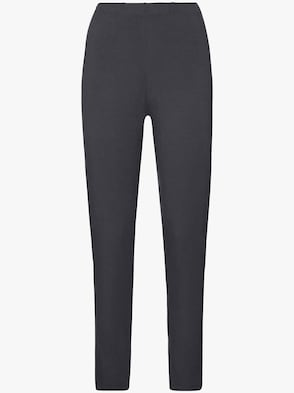Leggings lang - schwarz + anthrazit