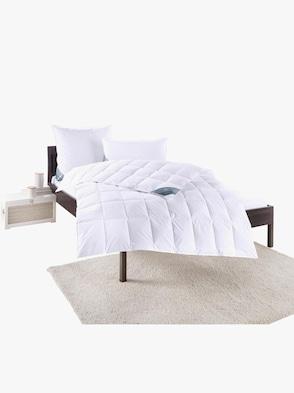 Sommerbett - weiß