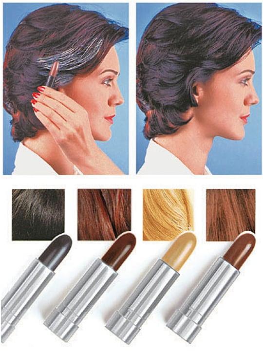 Haarfärbestift - bunt