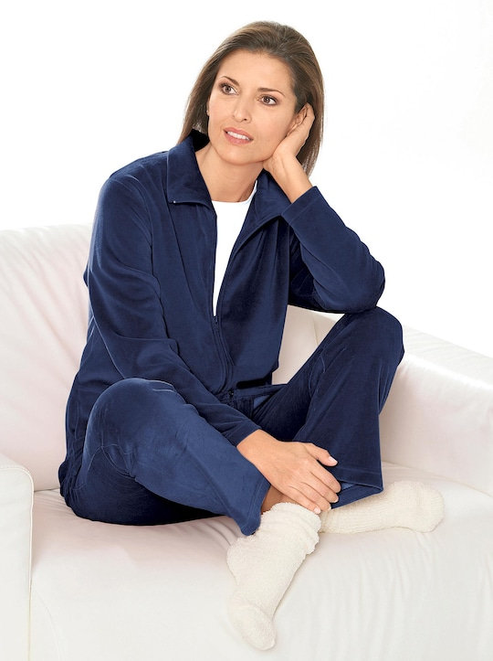 Comtessa Hausanzug - nachtblau