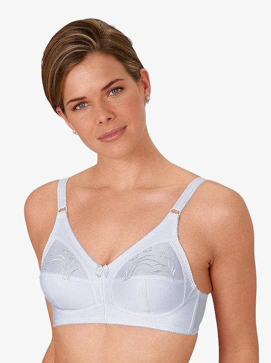 Sassa Minimizer-BH ohne Bügel - weiß