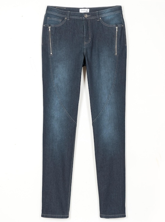 Collection L Jeans - dark blue