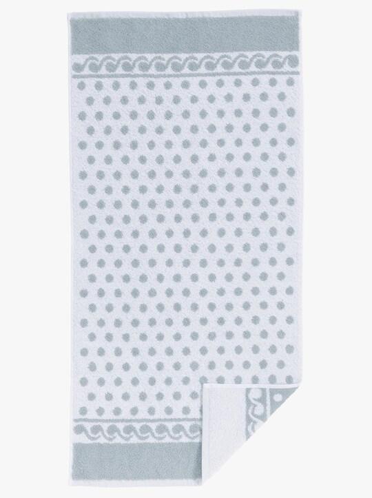Ross Handtuch - silberfarben