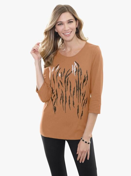 Shirt - bruin