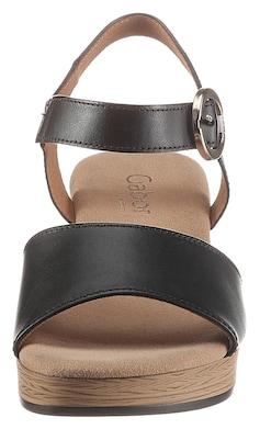 Gabor Sandalette - schwarz
