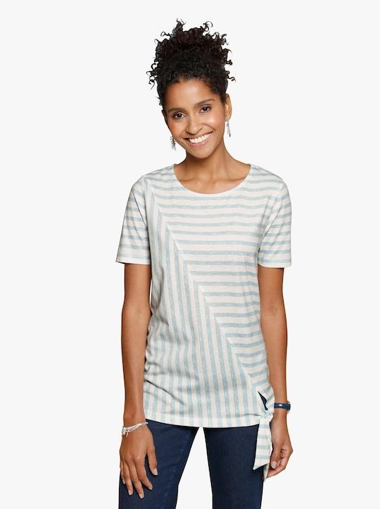 Shirt - lichtblauw