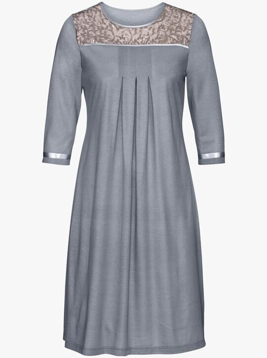 Ascafa Nachthemd - grau
