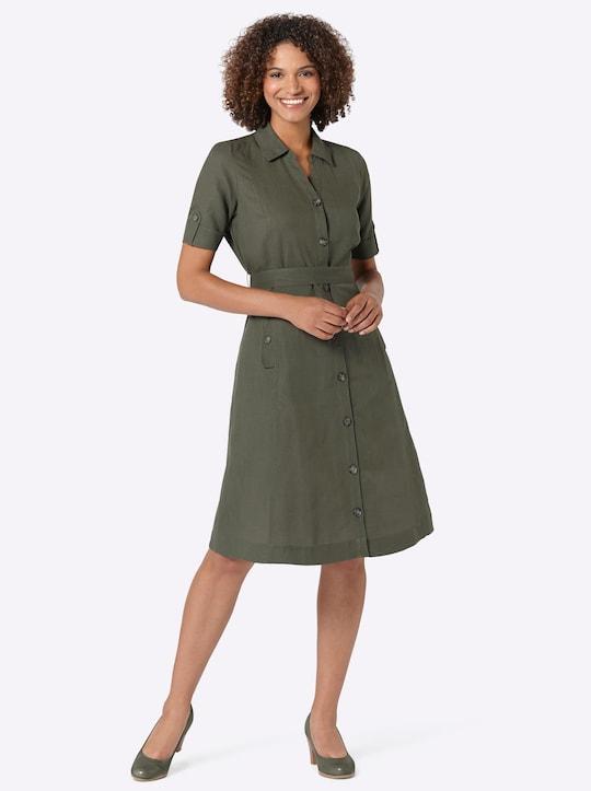 Collection L Kleid - khaki