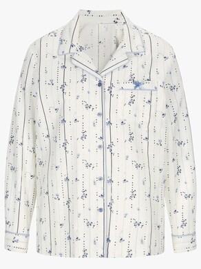 wäschepur Schlafanzug - weiß-blau